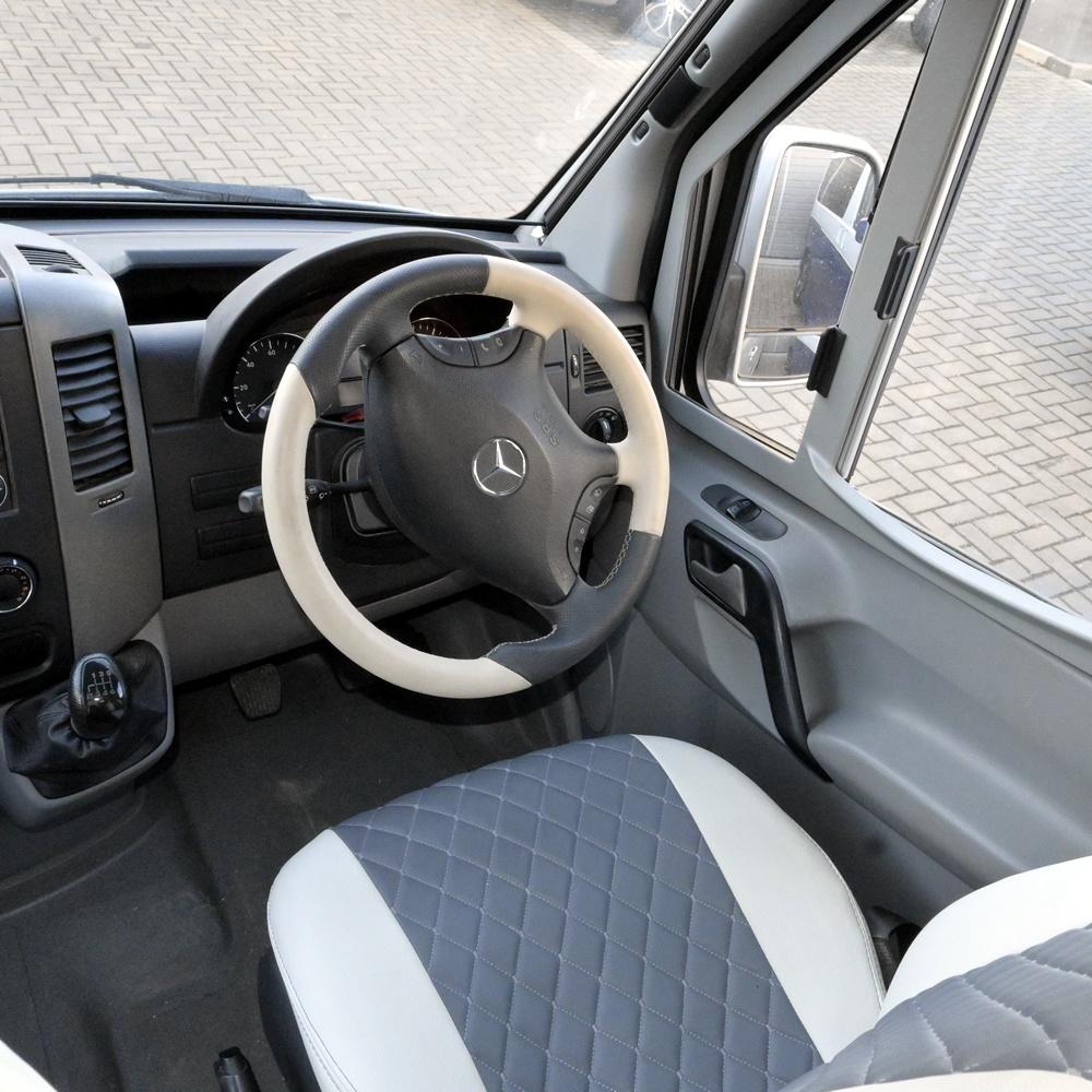 Mercedes Adventure Edition inside cockpit