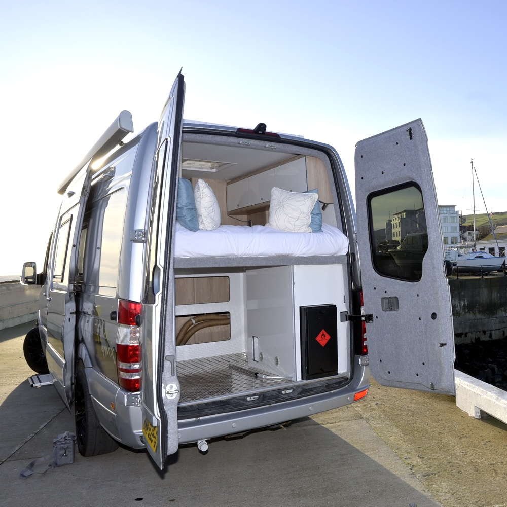 RV hire on the Isle of Man