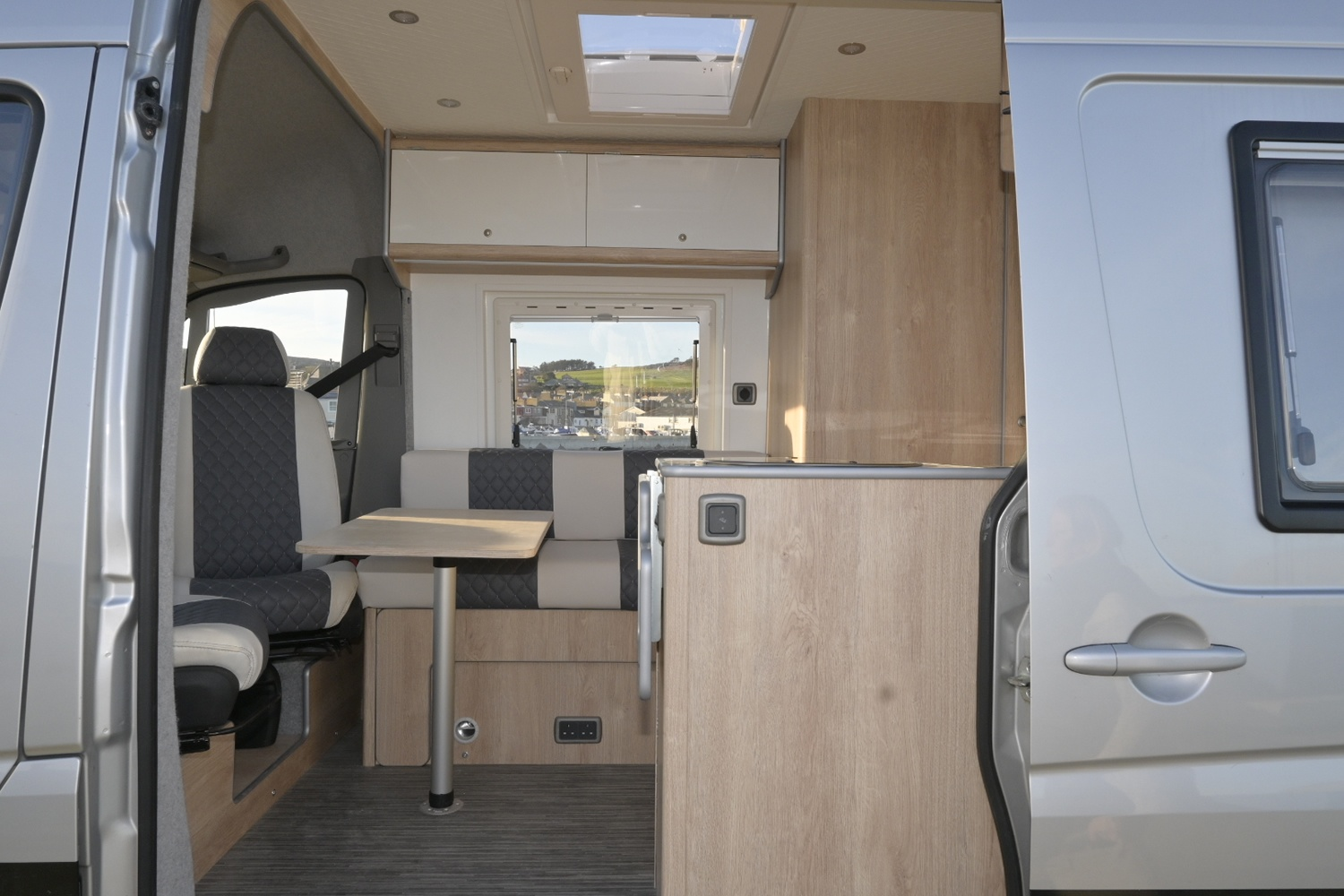 Living space: Mercedes Adventure Edition