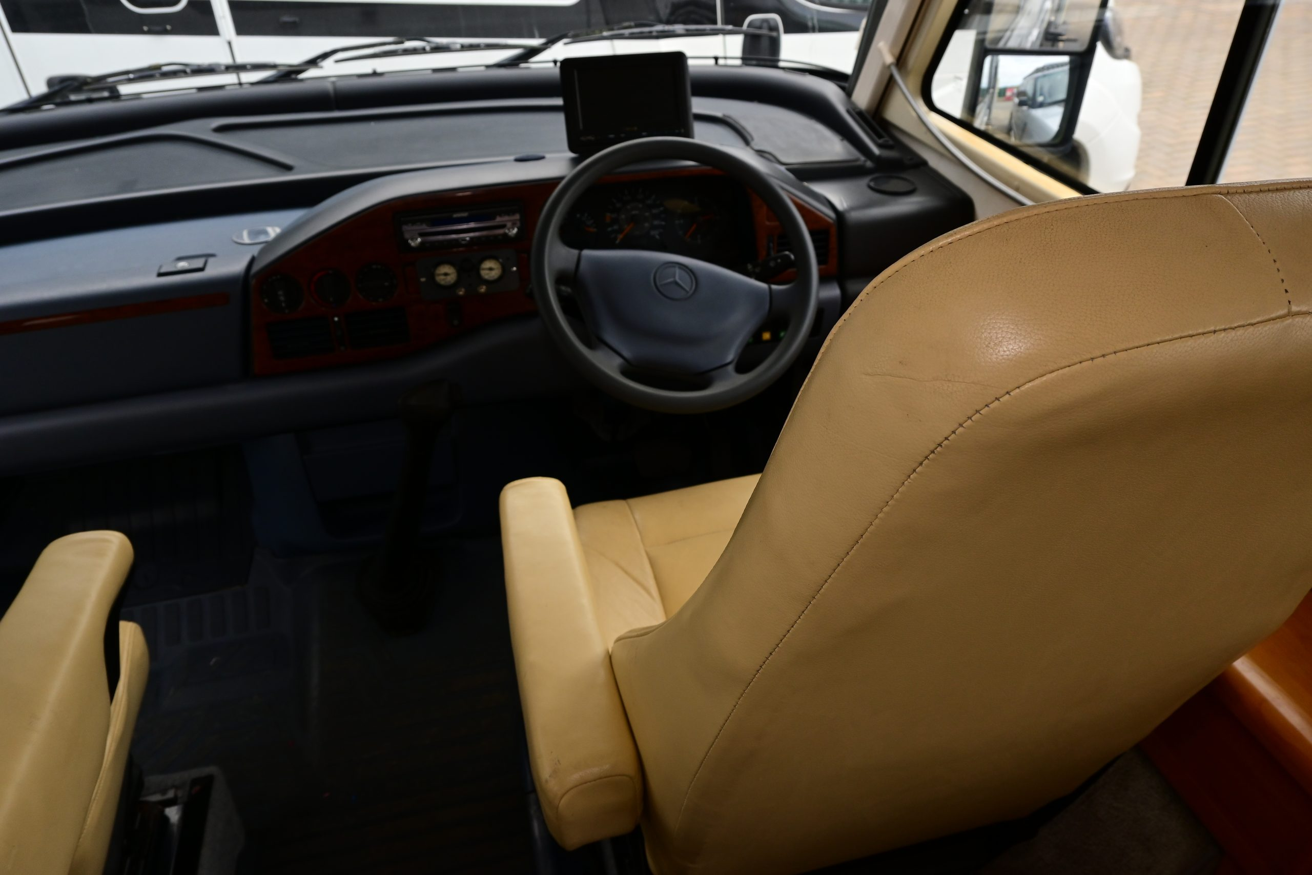 Hymer seating are