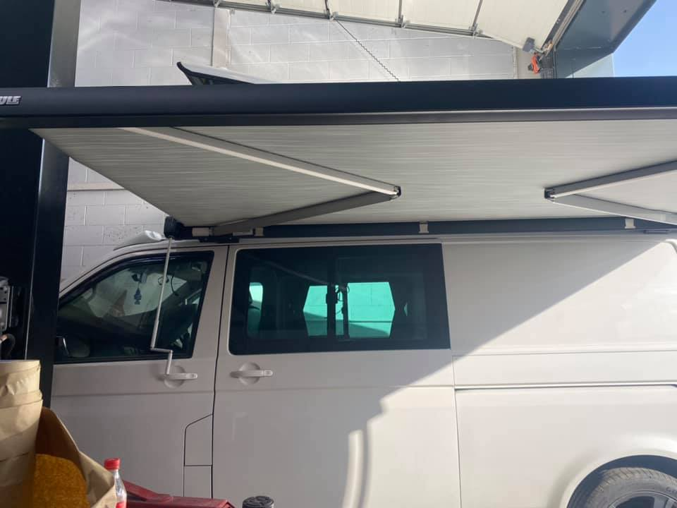 Isle of Man staycation campervan hire